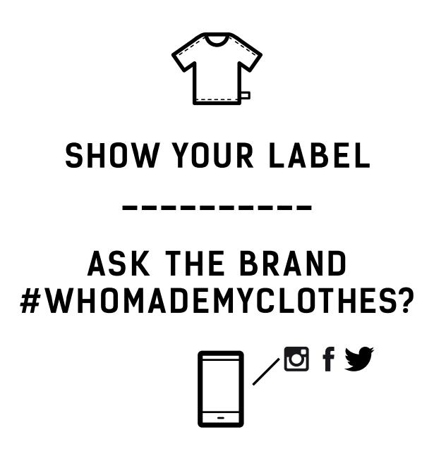 Kto vyrobil moje oblečenie