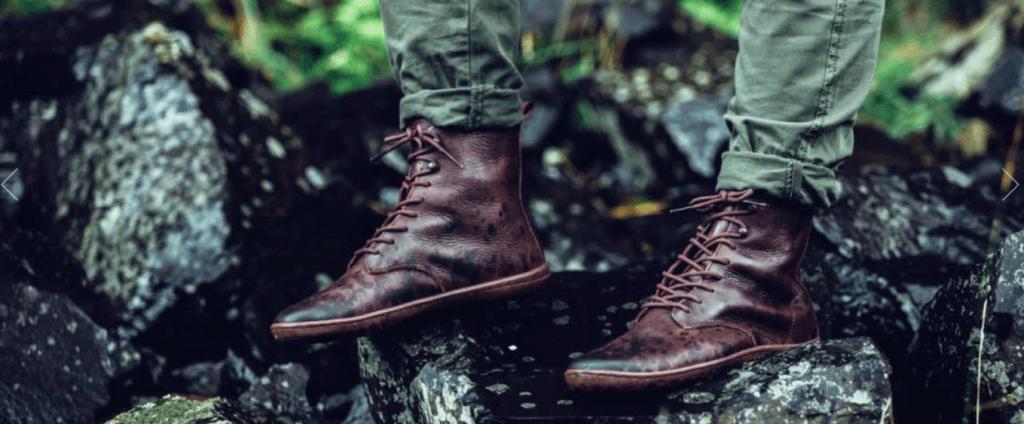 udržateľná značka Viva Bare foot - topánky z recyklovaných plastov