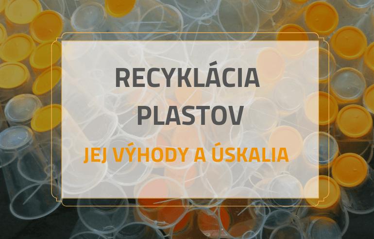 recyklácia plastov, ako triediť plasty?