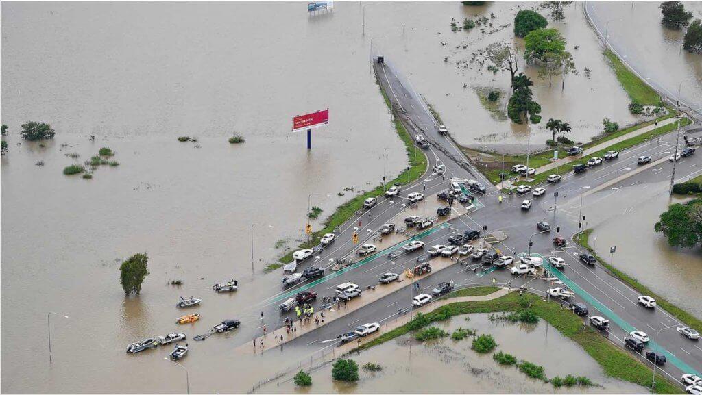 Záplavy v dôsledku klimatických zmien