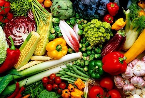 Zelenina a vegetariánska diéta, vplyv na planétu