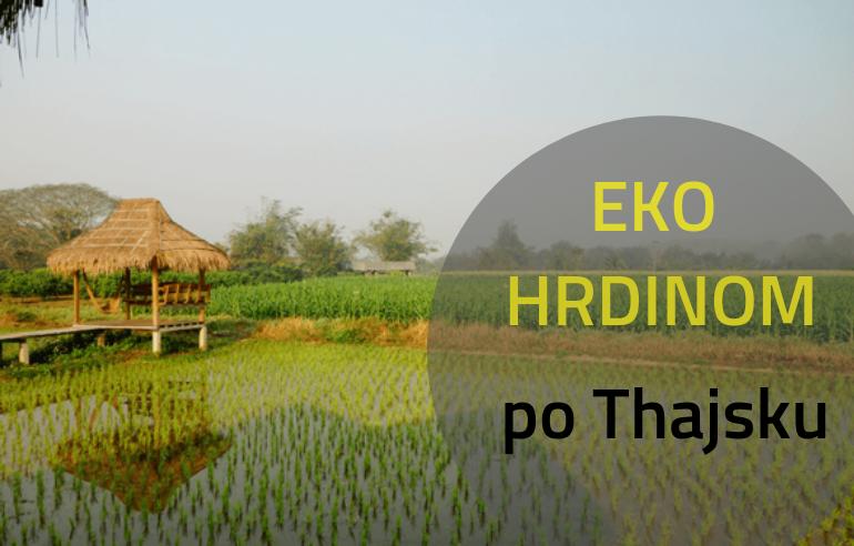 Eko hrdinom v thajskom meste Chiang Mai