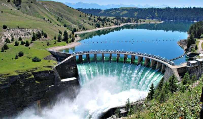 Vodná elektráreň, obnoviteľná energia