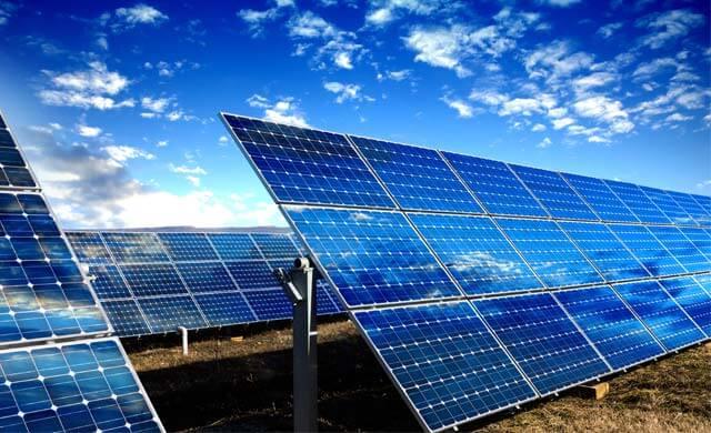 Solárne panely, slnečná energia