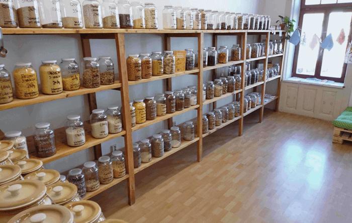 Bezobalový obchod Trenčín - Obchodík bez obalu - zero waste