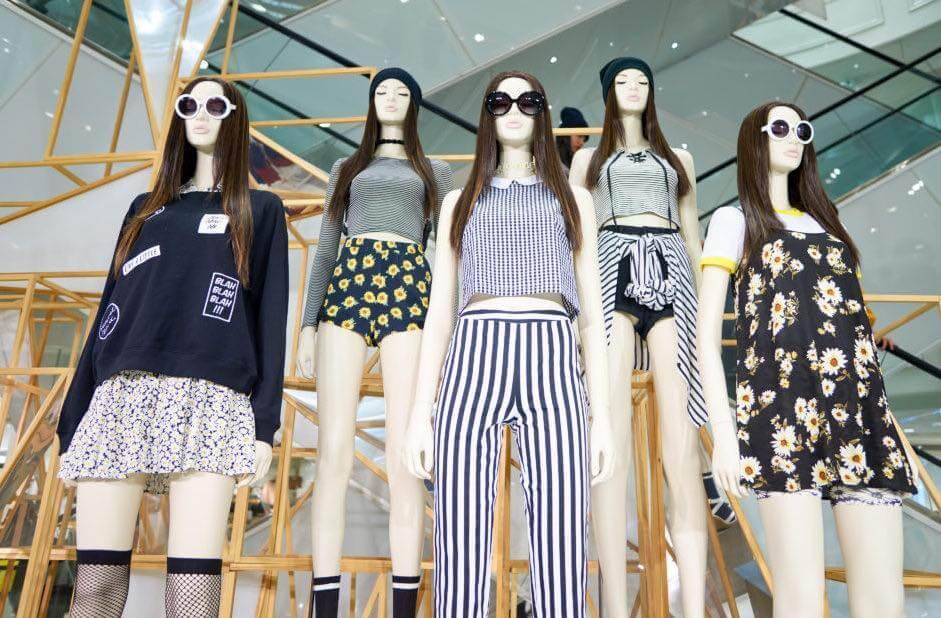Rýchla móda - fast fashion