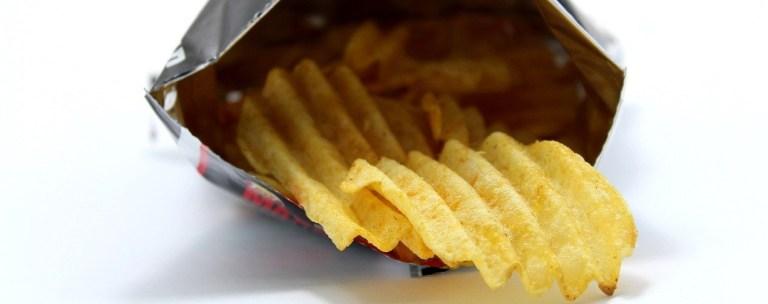 balenie od chipsov