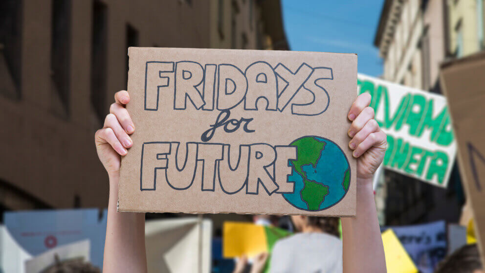 Rozhovor s Fridays for future Slovensko